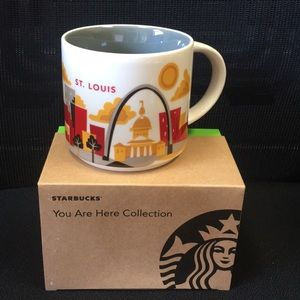 Starbucks St. Louis YOU ARE HERE COLLECTION